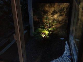 庭のライトアップ.jpg